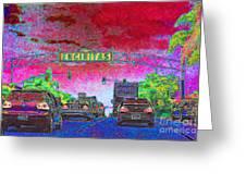 Encinitas California 5d24221 Greeting Card by Wingsdomain Art and Photography