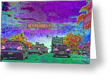 Encinitas California 5d24221m68 Greeting Card by Wingsdomain Art and Photography