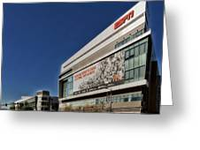 ESPN Los Angeles Greeting Card by Mountain Dreams