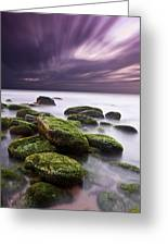 Ethereal Greeting Card by Jorge Maia