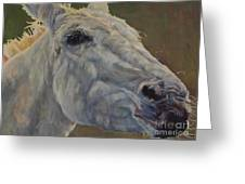 Eunice Greeting Card by Patricia A Griffin