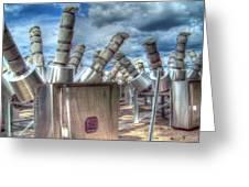 Exterminate - Exterminate Greeting Card by MJ Olsen