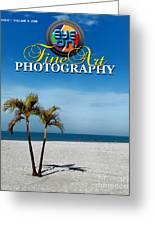 Eye On Fine Art Photography June Cover Greeting Card by Mike Nellums