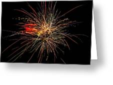 Fabulous Fourth Greeting Card by Shirley Tinkham