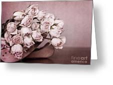 Fade Away Greeting Card by Priska Wettstein