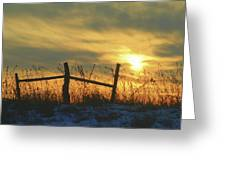 Fading Greeting Card by Al  Swasey