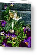 Fairy Dust  Greeting Card by Steve Taylor