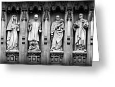 Faithful Witnesses Greeting Card by Stephen Stookey