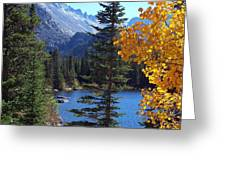 Fall at Bear Lake Greeting Card by Tranquil Light  Photography