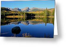 Fall At Sprague Lake Greeting Card by Tranquil Light  Photography