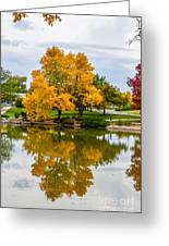Fall Fort Collins-2 Greeting Card by Baywest Imaging