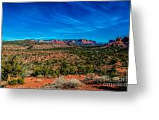 Far View Greeting Card by Jon Burch Photography