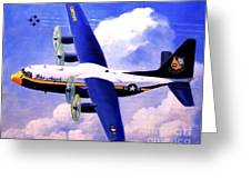 Fat Albert Greeting Card by Stephen Roberson