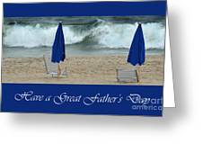 Father's Day Card Greeting Card by Randi Grace Nilsberg
