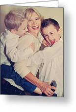 Feel The Joy Greeting Card by Laurie Search