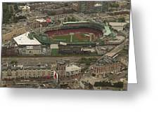 Fenway  Greeting Card by Joshua House