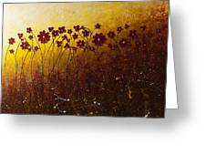 Fiori Di Campo Greeting Card by Carmen Guedez