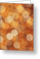 Firelight Greeting Card by Jan Bickerton