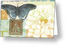Firenze Greeting Card by Debbie DeWitt