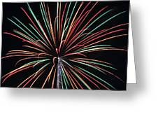 Fireworks 20 Greeting Card by Staci Bigelow