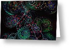 Fireworks Celebration by jrr Greeting Card by First Star Art