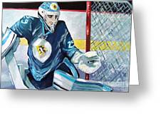 Fleury Fleury Fleury Greeting Card by Philip Kram