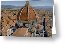 Florence Cathedral Greeting Card by Patrick Jacquet