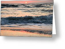 Florida Pastels Greeting Card by Adam Jewell
