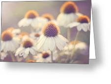 Flowerchild Greeting Card by Amy Tyler