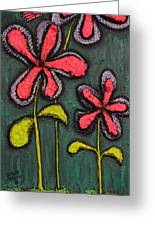 Flowers For Sydney Greeting Card by Shawn Marlow