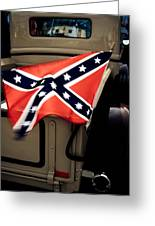 Flying The Flag Greeting Card by Phil 'motography' Clark