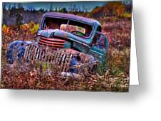 Forgotten Greeting Card by Alana Ranney