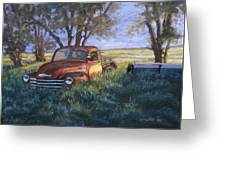 Forgotten But Still Good Greeting Card by Jerry McElroy