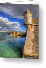 Fort Ponta Bandeira Greeting Card by English Landscapes