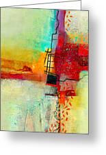 Fresh Paint #2 Greeting Card by Jane Davies