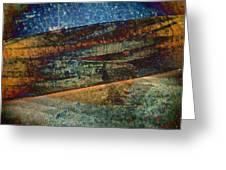 Garden Of Light Greeting Card by Odd Jeppesen