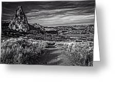 Garden Of The Gods 20 Greeting Card by F Leblanc