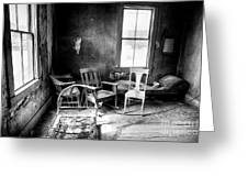 Ghost Town Still Life I Greeting Card by George Oze