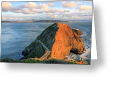 Gibraltar Greeting Card by JC Findley