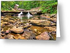 Glade Creek Mill - Beckley West Virginia Greeting Card by Gregory Ballos