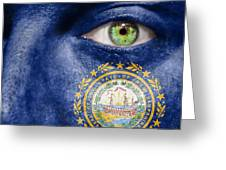 Go New Hampshire Greeting Card by Semmick Photo