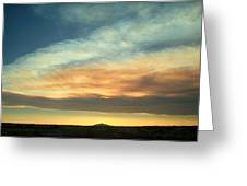 God's Pastels.. Greeting Card by Al  Swasey
