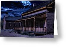 Grafton Ghost Town In Southern Utah Greeting Card by Utah Images