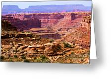 Grand Canyon Of Utah Greeting Card by Adam Jewell