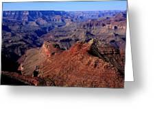 Grand Canyon  Greeting Card by Aidan Moran