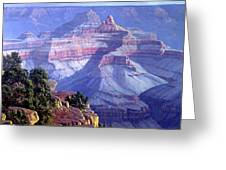 Grand Canyon Greeting Card by Randy Follis