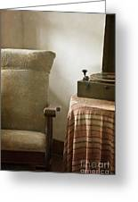 Grandma's Chair Greeting Card by Margie Hurwich