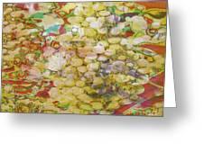 GRAPE ABUNDANCE Greeting Card by PainterArtist FIN