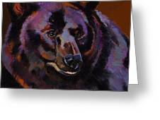 Great Bear Greeting Card by Bob Coonts