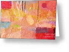 Great Crescendo Greeting Card by Lutz Baar
